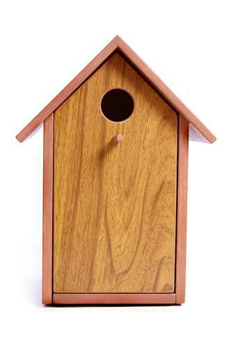 Free build a small bird house plan